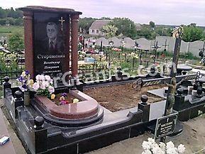 Мемориальный памятник MK_801